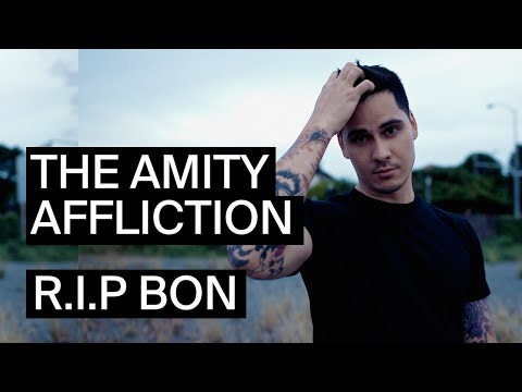 The Amity Affliction - RIP Bon (Acoustic)