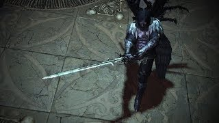 Path of Exile: Sin Longsword