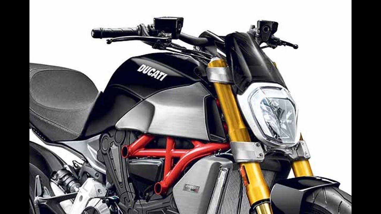 New 2019 Ducati Diavel 1260s 150bhp New 2019 Ducati S Super