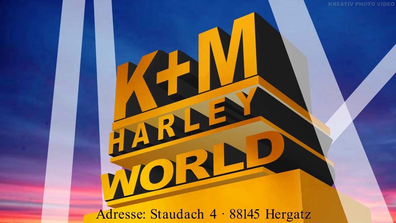 Digital Visitenkarte K M Harleyworld
