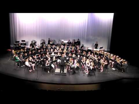 "HNMS 6th Grade Band: ""Seven Nation Army"" (arr. Shervey)"
