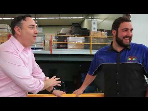 Adelaide Hills Cherries - Joseph Ceravolo on The Adelaide Show Podcast 224