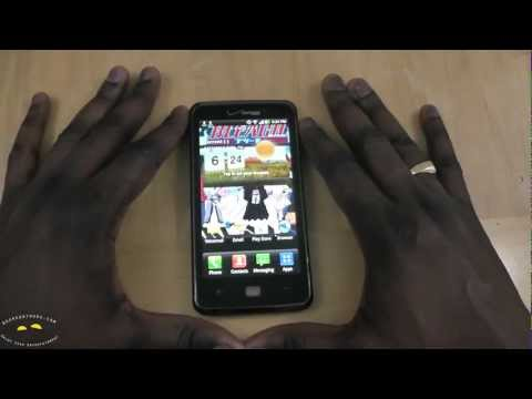 LG Spectrum on Verizon Review