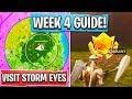 Fortnite WEEK 4 CHALLENGES GUIDE ALL WEEK 4 TIPS FAST Fortnite Battle Royale Week 4 Challenge mp3
