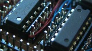 Wirewrap close up