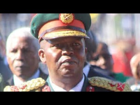 Lesotho army commander assassinated - Prophecy Reminder