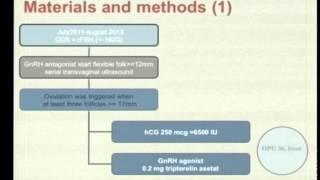 OHSS prevention with GnRH agonist trigger by Kemal Ozgur