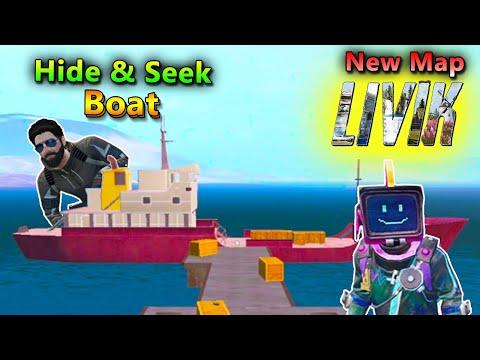 PUBG New Map LIVIK Hide and Seek   Season 14 Royal Passes Giveaway   PUBG Livik Funny Gameplay