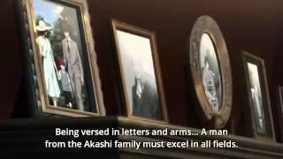 Kuroko No Basket   Akashi's Father