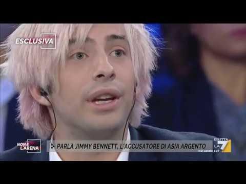 Jimmy Bennet conferma: 'Sì, Asia Argento mi ha violentato'