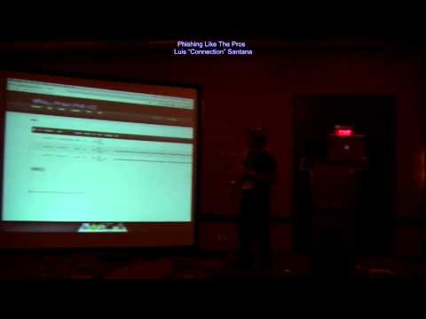 DerbyCon 3 0 1305 Phishing Like The Pros Luis Connection Santana