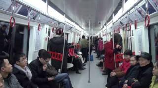 重慶軌道交通 (1~3號線)