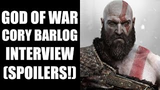 An Hour of God of War Spoiler Discussion With Cory Barlog [SPOILERCAST]
