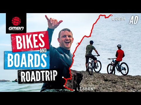 Mountain Biking & Surfing In Portugal | The Ultimate Weekend