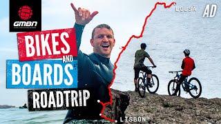 Mountain Biking & Surfing In Portugal | The Ultimate Weekend Roadtrip