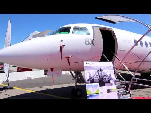8020 Communications - at Europe's largest private jet trade