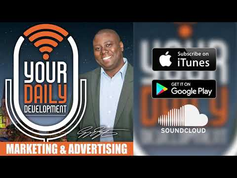 Your Daily Development - Episode 19 - Marketing Agency Branding Part 2 (of 2)