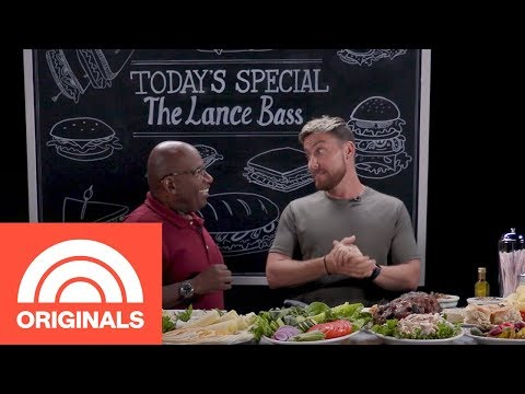 COLD CUTS With Al Roker: Lance Bass | TODAY