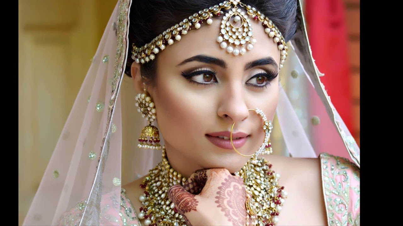 Beautiful Bridal Pictures For Walima Part 1[2020]