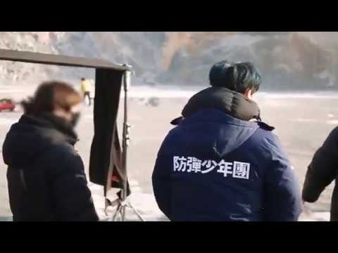 BTS Memories 2017 Not Today MV Making Film
