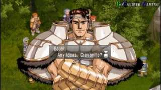 Growlanser: Wayfarer of Time PSP Walkthrough - Part 2 Battle Tutorial