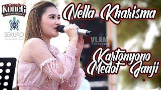 Download NELLA KHARISMA - KARTONYONO MEDOT JANJI || KONEG BAND WEDDING KUNCORO &  HAYU nella kharisma terbaru