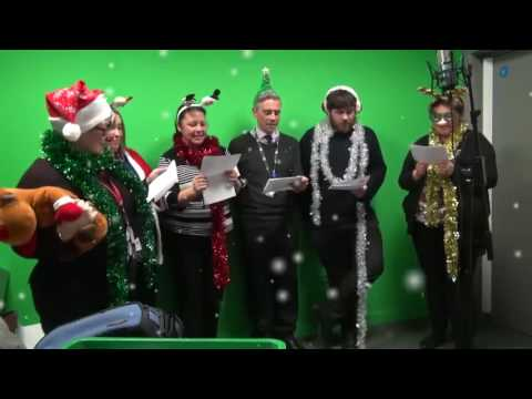 North Liverpool Academy Christmas Music Video