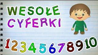 Let's Play • Wesołe Cyferki • dla dzieci po Polsku, Nauka matematyki, bajki, Gry dla dzieci