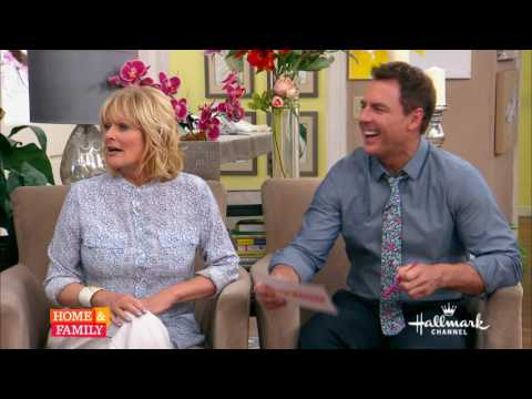 Hallmark Home & Family  with Actress & WRiTE BRAiN CEO Meredith Scott Lynn
