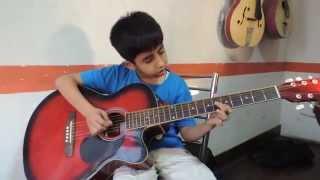 Ek hasina thi guitar