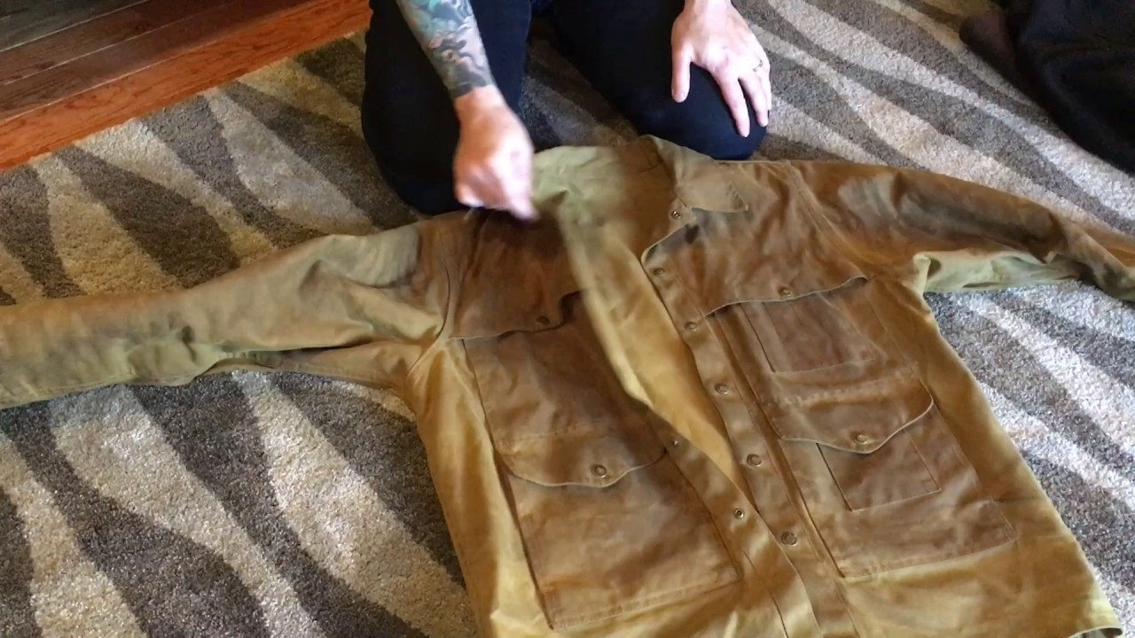 🏷️ Filson tin pants review