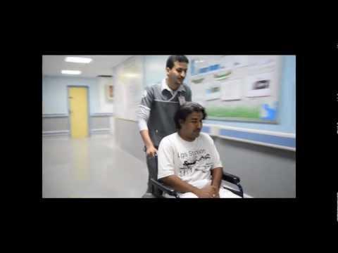 GCC nursing day in king fahad hospital يوم التمريض الخليجي بمستشفى الملك فهد بالباحة