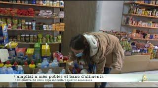 Querol Assessors organiza un banco de alimentos