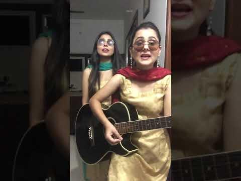 Cover - Patt laigeya | jasmine sandlas |by Ramneek and Simrita