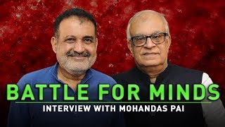Winning the Battle of the Mind: Conversation with Mohandas Pai