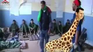 أغنية أبو رقبـة وأبو نص لسان-فرقة المندسين السوريين