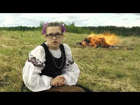 East Prussian folk tale / Memelland Sprache / Šišioniškių tarmė ir sakmė