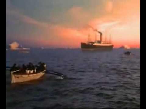 Titanic Scene Carpathia Rescue Youtube