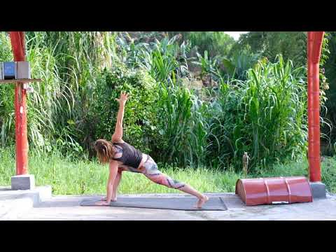 Morning Yoga For Evening People - 1