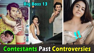 Bigg Boss 13 Past Life Controversies and Why They are Here in Bigg Boss