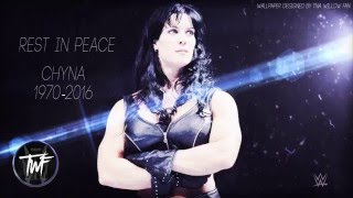 "WWE Chyna 9th & Last Theme Song ""Who I Am (V2)"" 1999-2016 ᴴᴰ"
