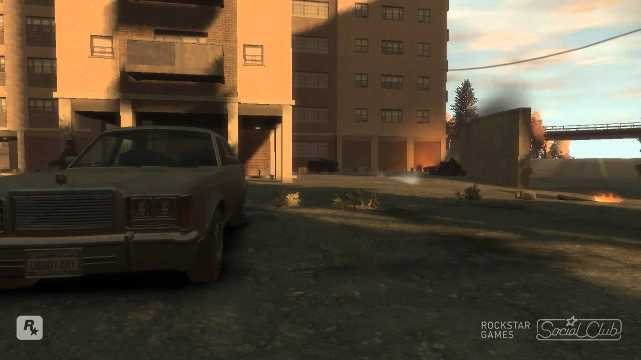 Mods And Ends: Grand Theft Auto IV | Rock Paper Shotgun