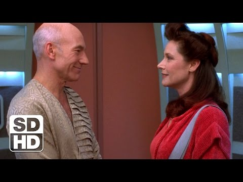 TNG Remastered: 6x19 'Lessons' Comparison, SD to HD