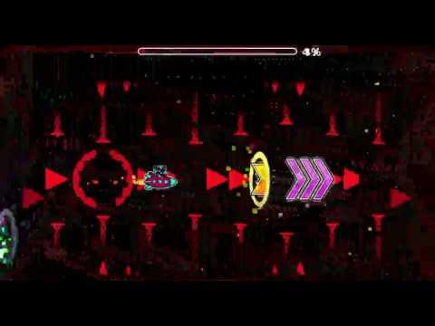 Geometry Dash   Bloodbath By Riot 100%
