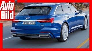 Audi A6 Avant (2018) Review/Details/Erklärung