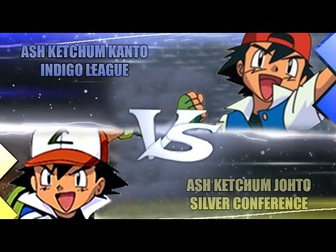 Pokemon Omega Ruby & Alpha Sapphire [ORAS]: Ash Vs Ash (Kanto Vs Johto)