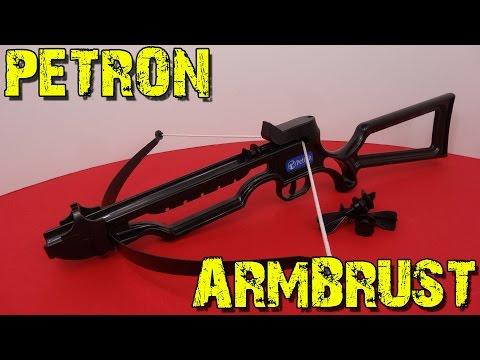 """PETRON LIST ARMBRUST"" -Vorstellung"
