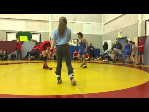 National Capitol Wrestling competition