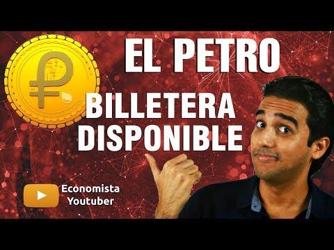 ICO El Petro: COMO CREAR LA PETRO WALLET - ¿Inicia la OFERTA PUBLICA de la criptomoneda venezolana?