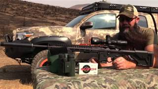 Down Range: Seekins Precision VKR20 .224 Valkyrie!